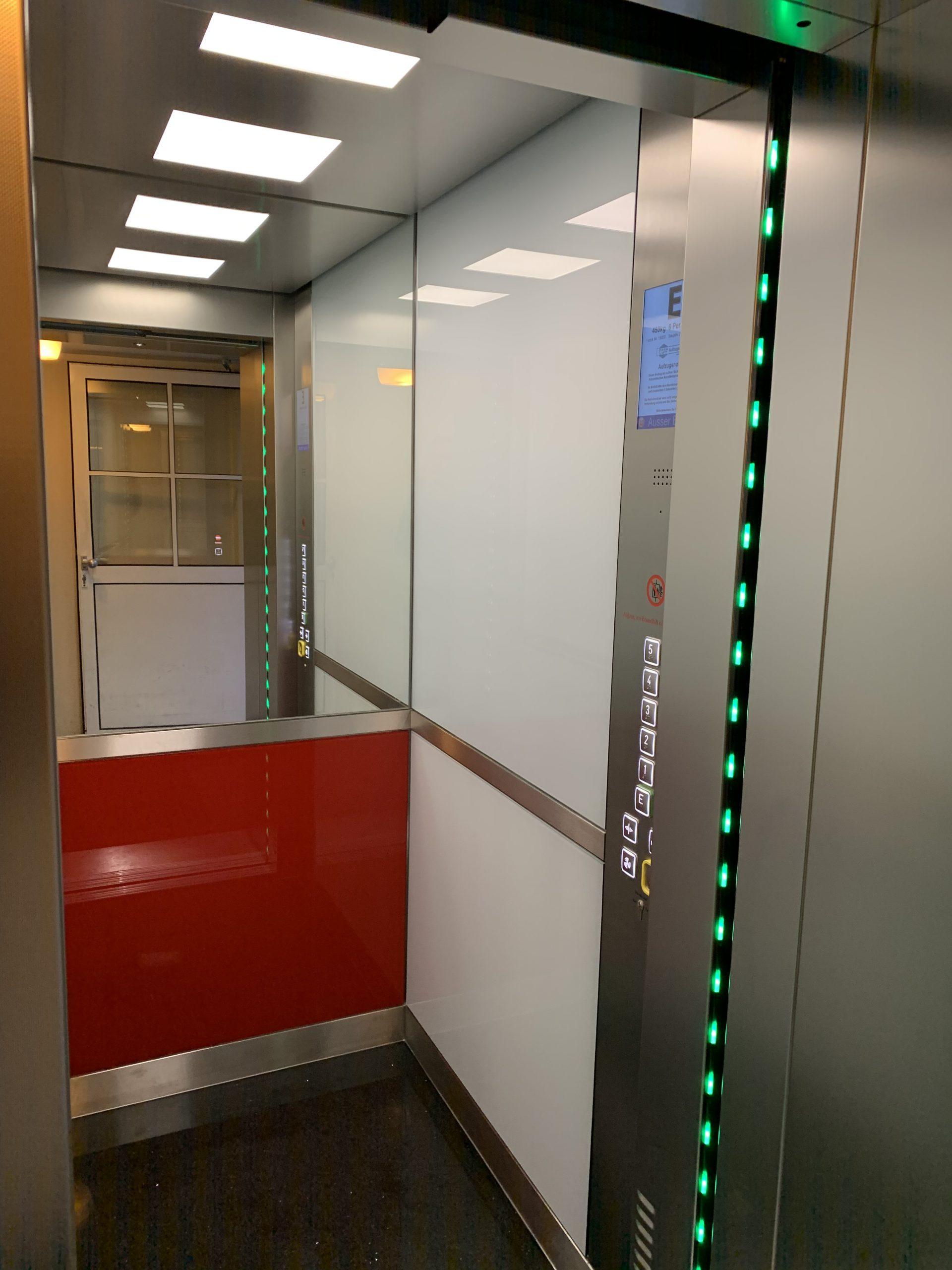 Aufzug Modernisierung