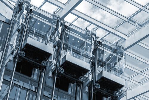 Aufzug Neuanlagen
